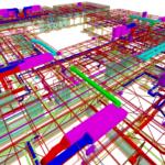 Projekt wykonawczy pełnobranżowy sanitarny budynku dydaktycznego wykonany w technologii BIM - pow. 5000m2.